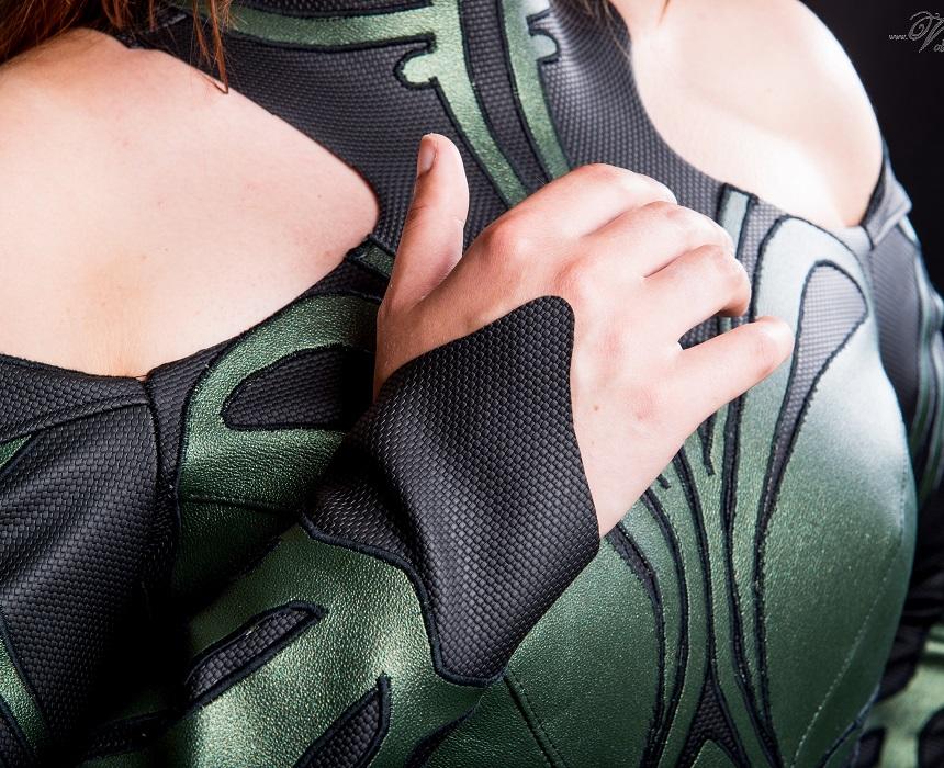 Hela Thor Ragnarok Suit Detail