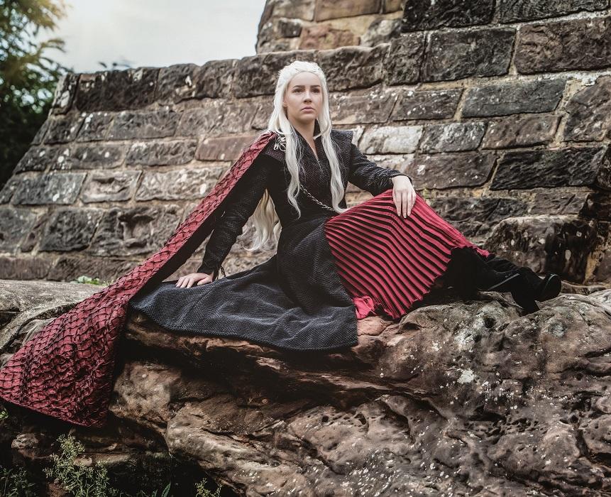 Queen Daenerys Targaryen Season 7