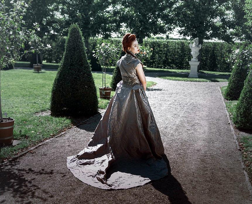Sansa Stark Wedding Gown
