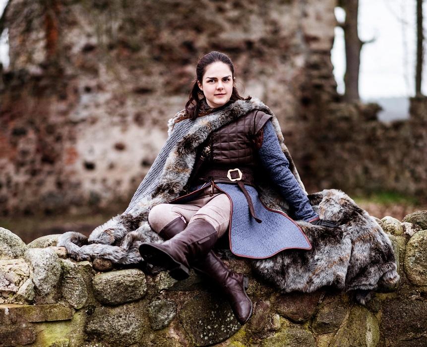 Arya Stark Season 7