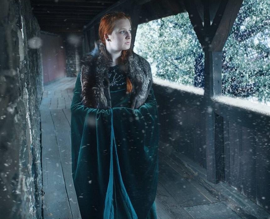 Sansa Stark Direwolf Gown