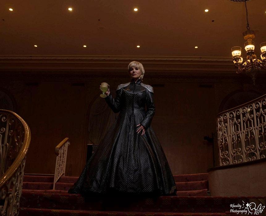 Queen Cersei Coronation Gown