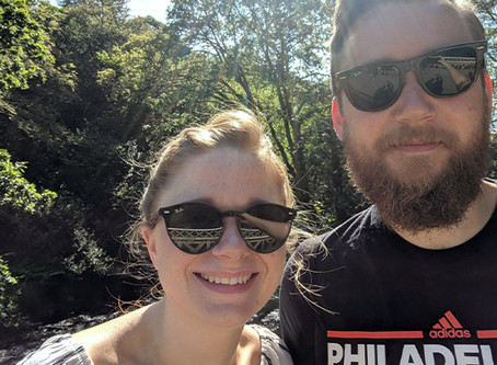 Our Route to Becoming Campervan Owners