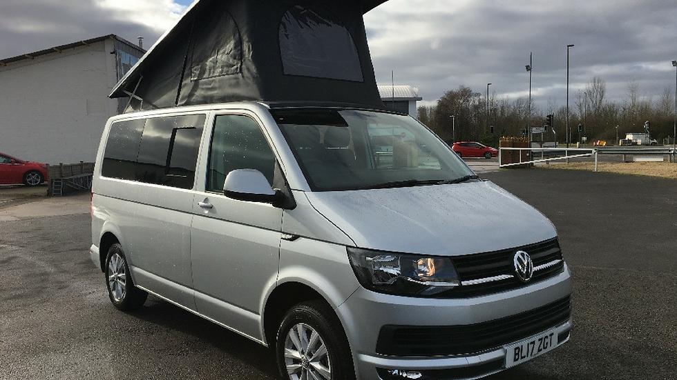 T6 VW Campervan - Silver