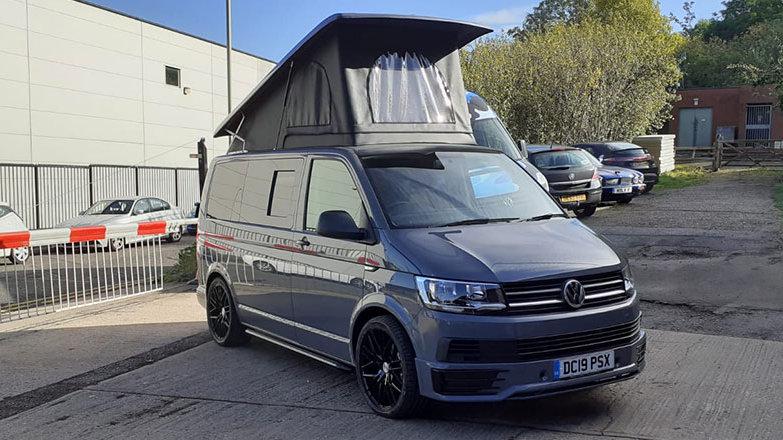 VW T6 Campervan - Pure Grey