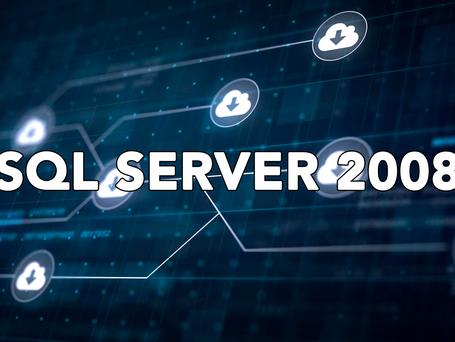 Prepare-se para o fim do suporte SQL Server 2008
