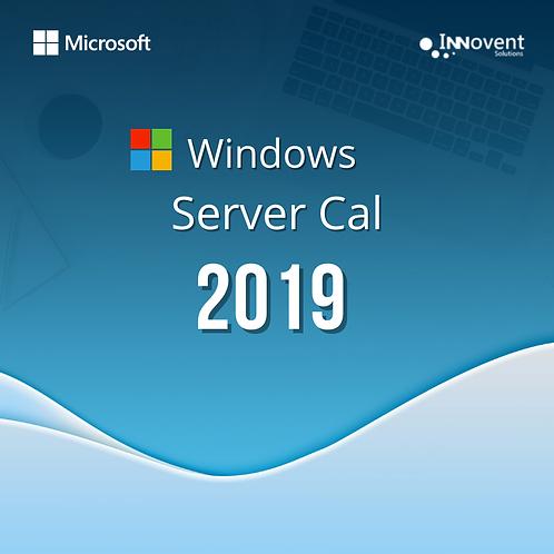 Windows Server Cal 2019