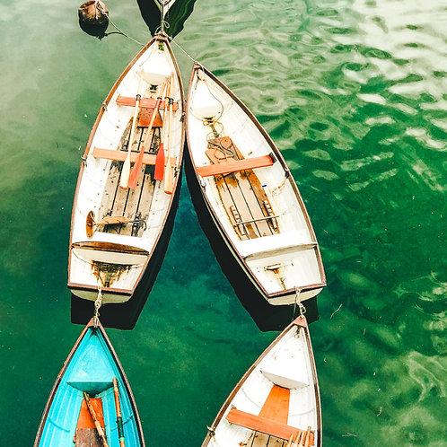 Boats & Oars
