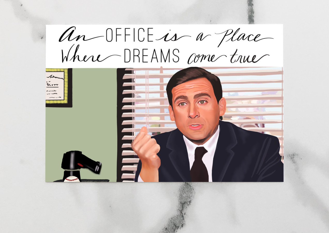 The Office Custom