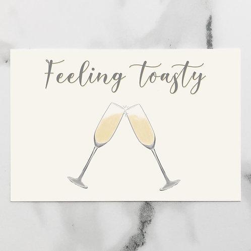 Feeling Toasty