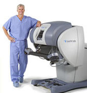 da Vinci Robotic Surgery at Urology Center of Spartanburg, P.A.