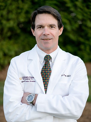 Dr Pryor of th Men's Health Center at Urology Center of Spartanburg, P.A.