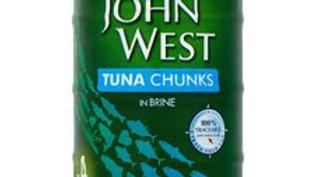 John West Tuna Chunks Multipack (4 Pack)