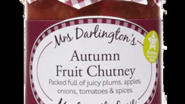 Mrs Darlingtons Autumn Fruit Chutney 312g