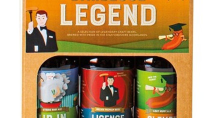 Cottage Delight Gift Pack Beers 'Barbecue Legend'