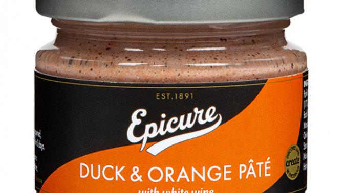 Epicure Duck & Orange Pate 170g