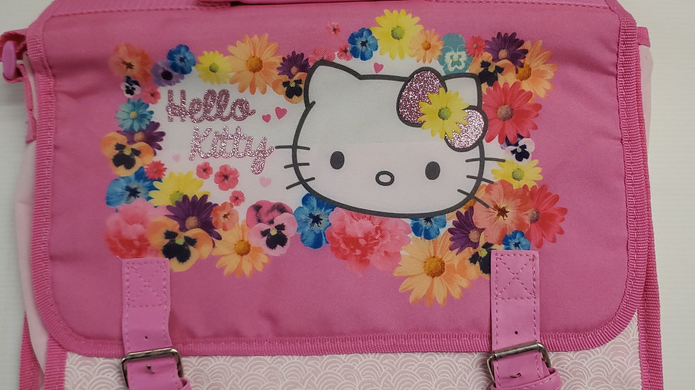 Hello Kitty In Bloom Design Satchel Bag