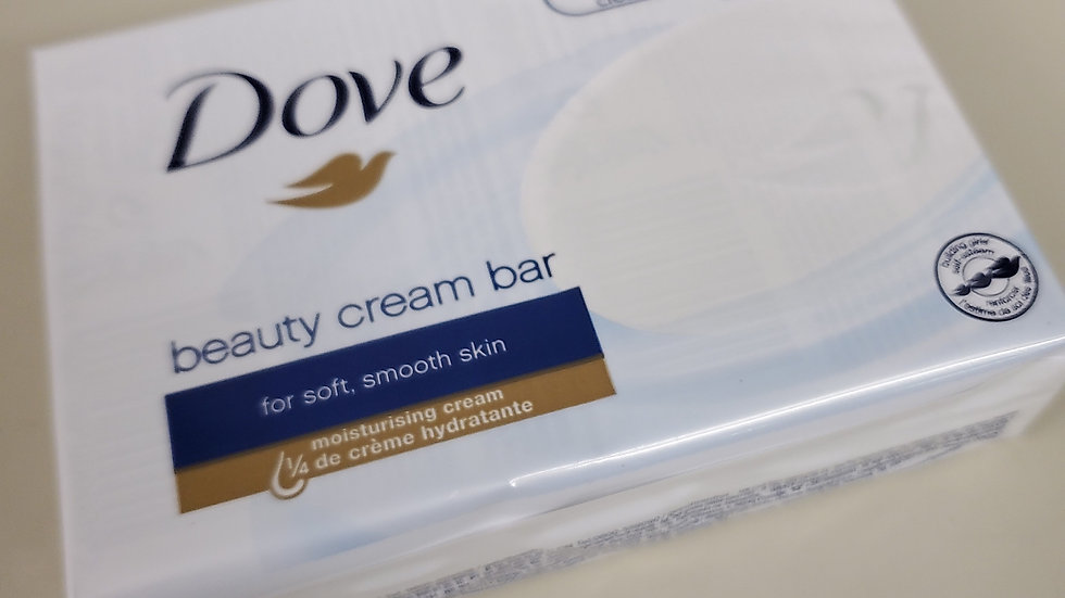 Dove Gentle Cleanser Soap 2 x 100g