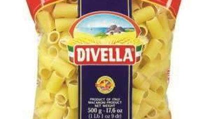 Divella Mezzi Rigatoni Pasta No18 500g