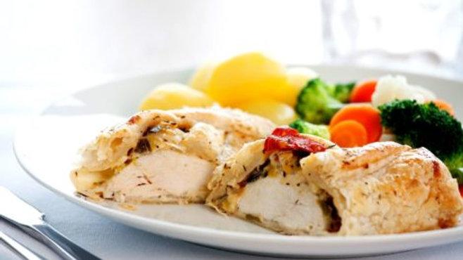 Fieldfare Chicken en Croute 1 Portion 220g