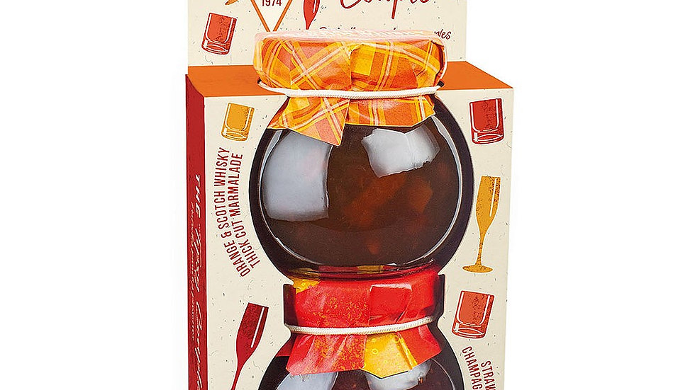 Cottage Delight The Tipsy Couple Duo Gift Pack