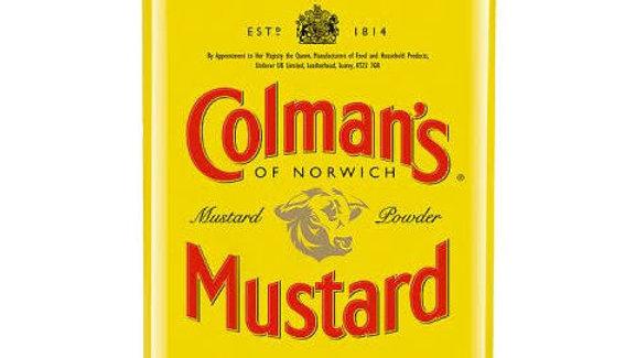Colmans Mustard Powder Tin 113g