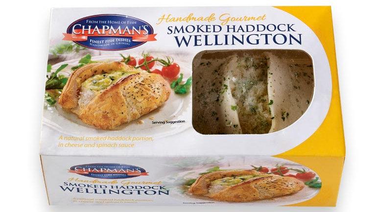 Chapman Smoked Haddock Wellingtons
