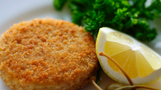 White Fish Cakes (4 offer)