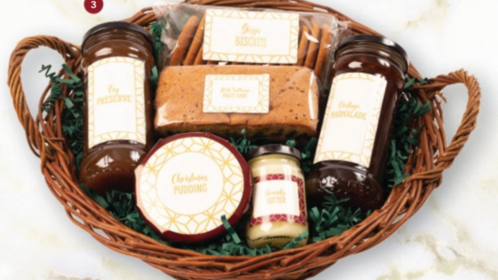 Gift Hamper Christmas Favourites Selection