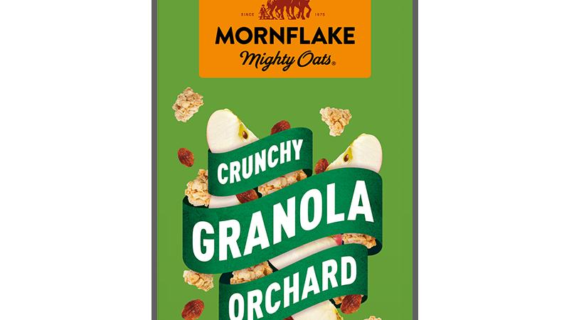 Mornflake Orchard Oat Granola 500g
