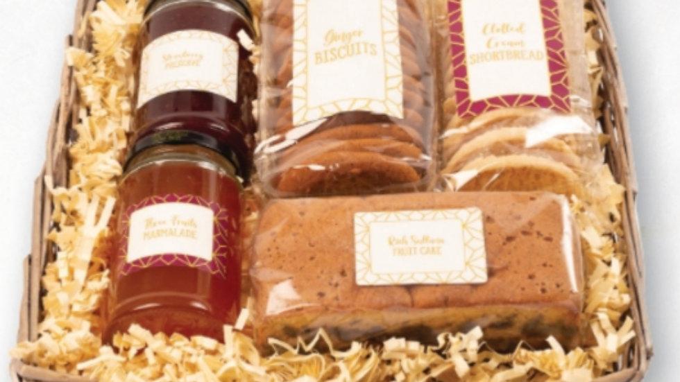 Gift Hamper Sweet Selection