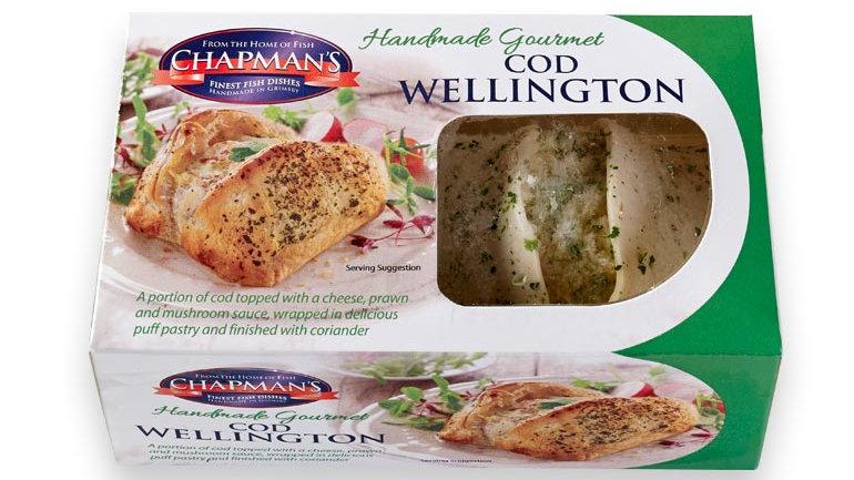 Chapman Cod Wellingtons
