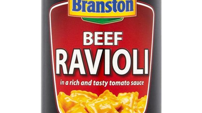 Branston Beef Ravioli 395g