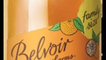Belvoir Natural Orange Cordial Family Size 75cl