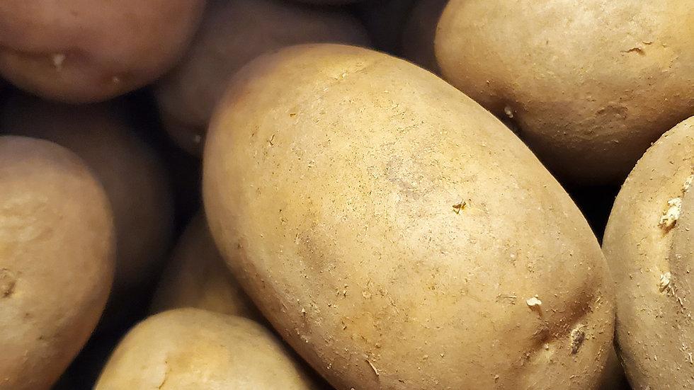 Home Grown Maris Piper Potatoes 25kg Sack