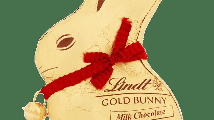 Lindt Gold Bunny Milk Chocolate 50g