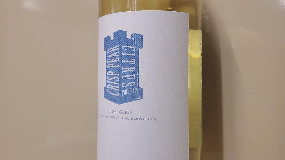 Jamie's Italian 'Perfect PG' Pinot Grigio 12.5% vol 75cl