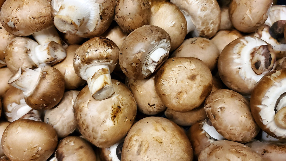 Fresh Chestnut Mushrooms (Loose Guide) 500g