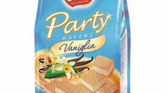 Elledi Party Wafers Vanilla 250g