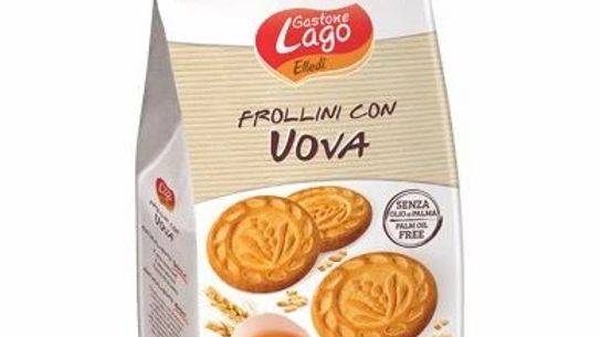 Lago Frollini Italian Cookies with Eggs 350g