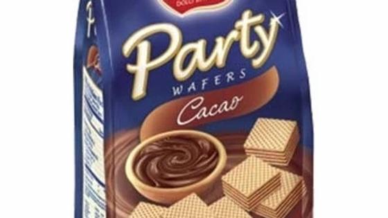 Elledi Party Wafer Cocoa 250g