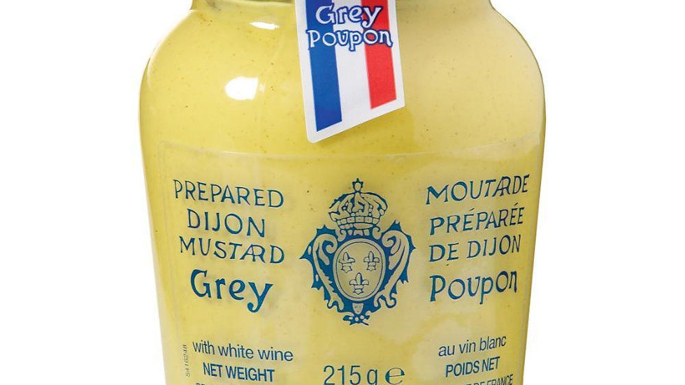 Grey Poupon Dijon Mustard 215g