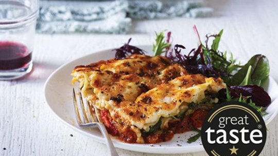 Cook Roasted Vegetable Lasagne 2 Portion Ready Meal