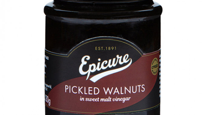 Epicure Pickled Walnuts 300g