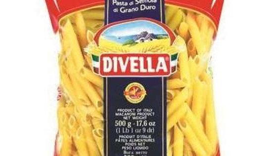 Divella Penne Ziti Rigate Pasta No27 500g
