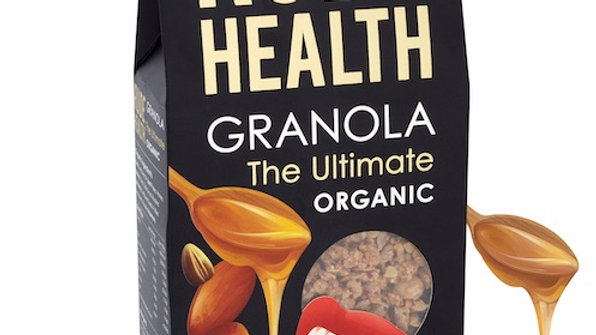Rude Health Organic Ultimate Granola 500g