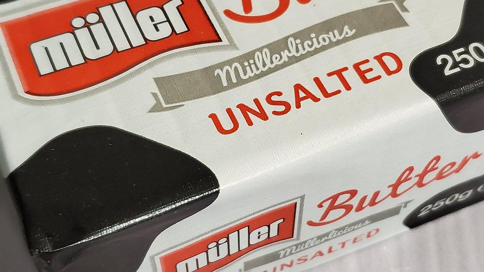 Muller Unsalted Butter 250g