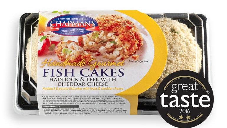 Chapman Haddock, Leek & Cheese Fishcakes