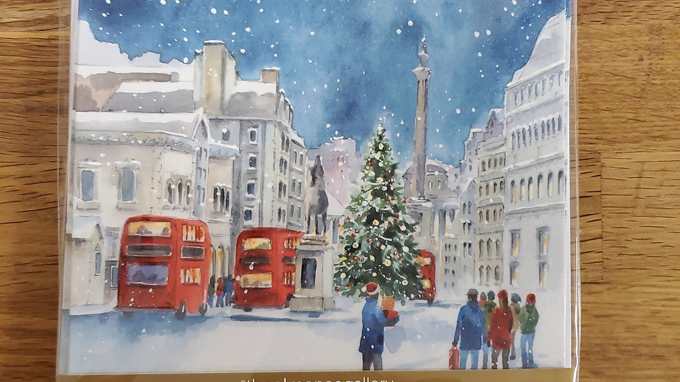Almanac Gallery Charity Christmas Cards 8 Pack - City Shoppers