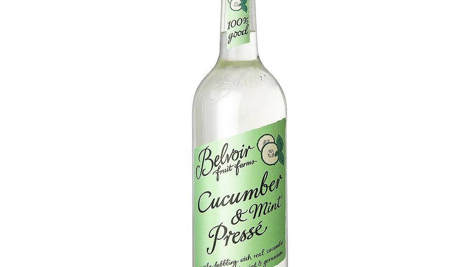 Belvoir Cucumber & Mint Presse 75cl